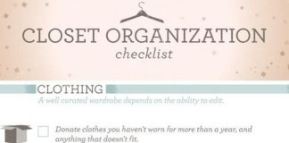 15 Closet Organization Tips That Make Space