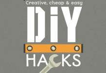 5 Cheap and Easy Household DIY Hacks