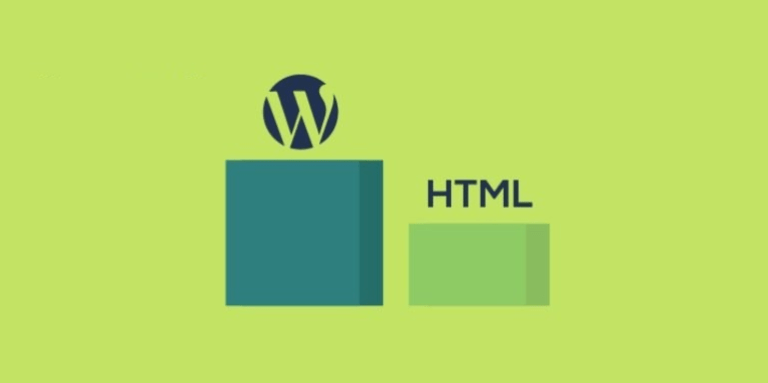 is wordpress better for seo than html
