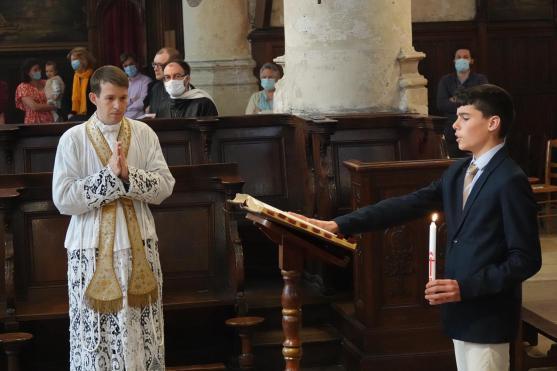1ères communions 7