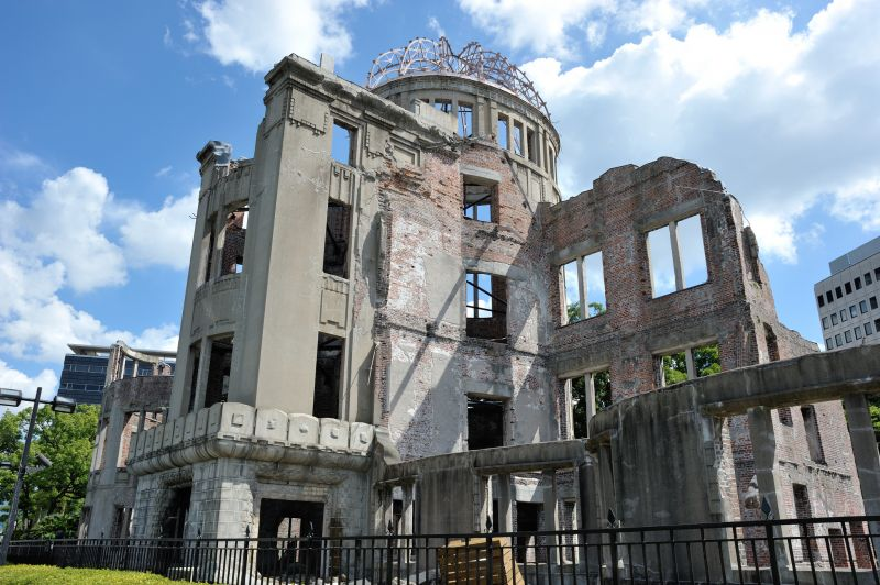 廣島原爆圓頂館 - 宣示永久世界和平的反面文化遺產-欣日本-欣傳媒旅遊頻道