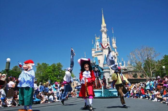 佛羅里達奧蘭多迪士尼遊行(圖片來源:欣傳媒資料庫)