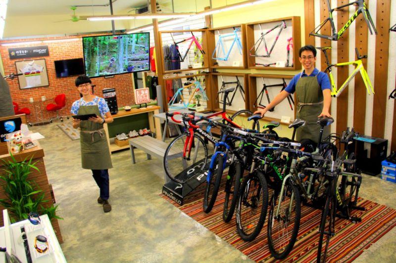恆星單車 騎乘次元的自轉新核心-欣單車-單車讓生活更精采-欣傳媒運動頻道