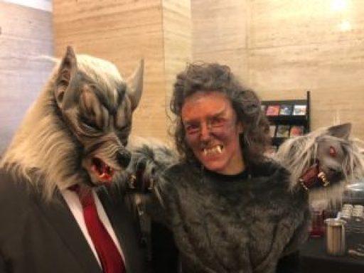 Cerberus and Werewoolf