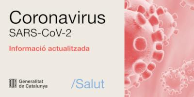 Accés a informació actualitzada del Coronavirus Sars-CoV-2