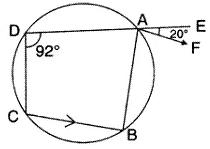 Selina Concise Mathematics Class 10 ICSE Solutions Circles - 235