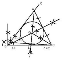 Selina Concise Mathematics Class 10 ICSE Solutions Constructions (Circles) image - 6