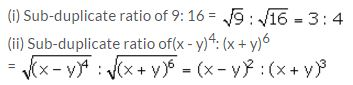 Selina Concise Mathematics Class 10 ICSE Solutions Ratio and Proportion (Including Properties and Uses) - 31