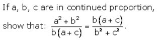 Selina Concise Mathematics Class 10 ICSE Solutions Ratio and Proportion (Including Properties and Uses) - 48