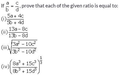 Selina Concise Mathematics Class 10 ICSE Solutions Ratio and Proportion (Including Properties and Uses) - 68