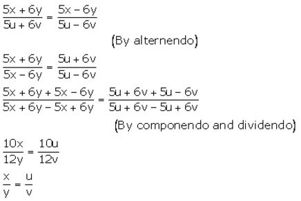 Selina Concise Mathematics Class 10 ICSE Solutions Ratio and Proportion (Including Properties and Uses) - 79