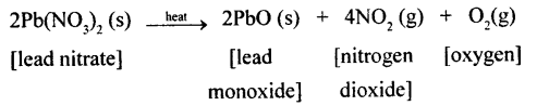 Selina Concise Chemistry Class 8 ICSE Solutions - Chemical Reactions 33