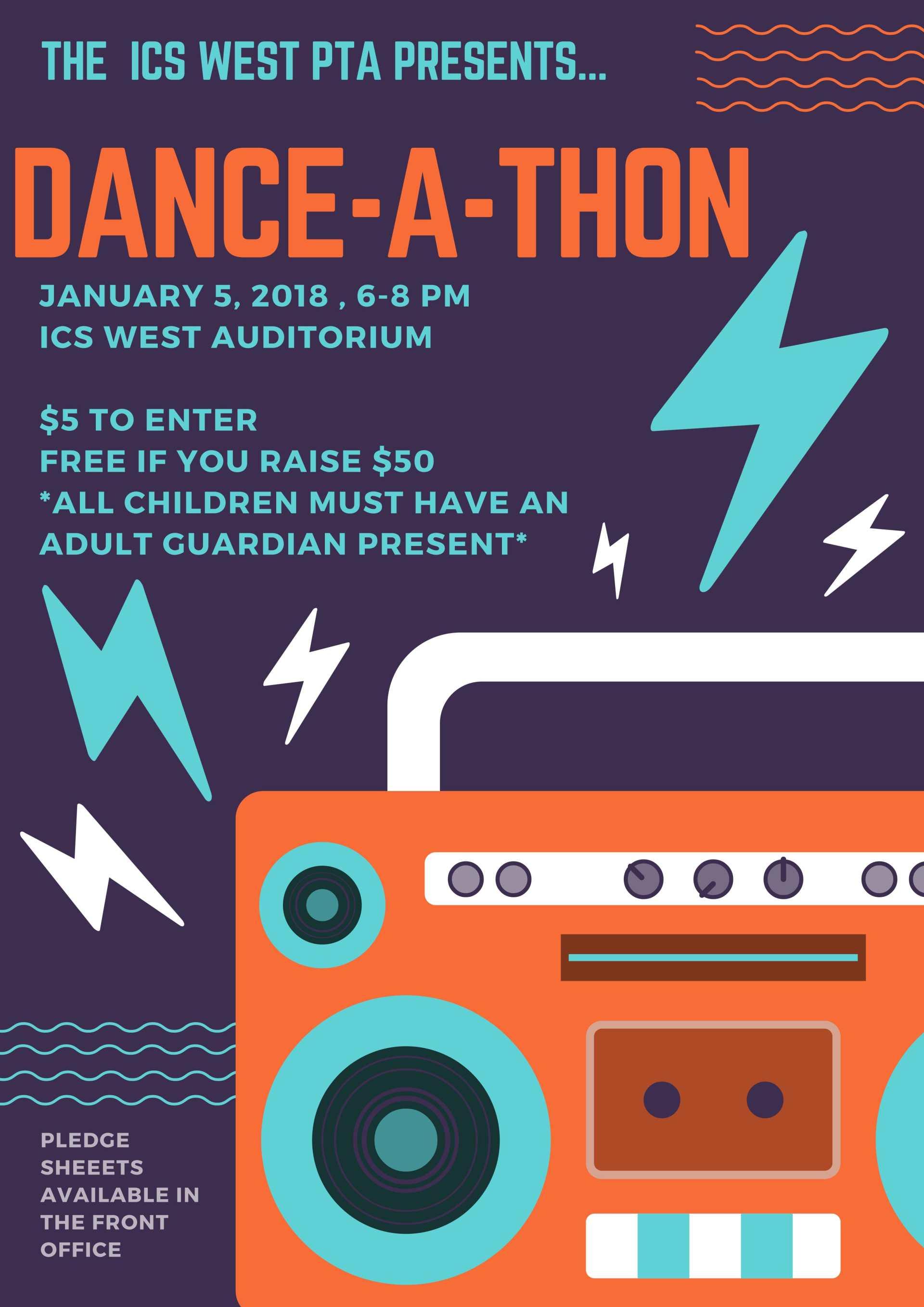 dance-a-thon flier-1