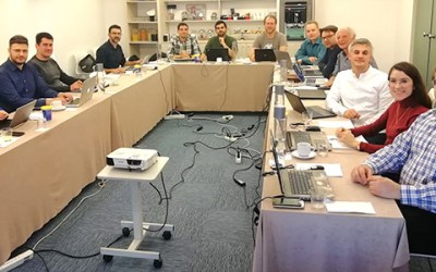 F2F meeting in Athens