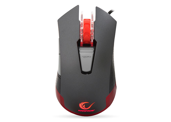 Everest Rampage CYREX SMX-R11 Gaming Mouse, 4000DPI