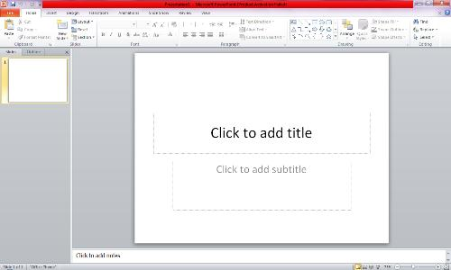 HOW TO ADD AND PLAY AUDIO CLIPS IN A PRESENTATION USING MS POWERPOINT