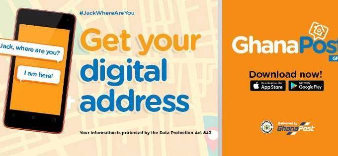Digital Address With GhanaPostGPS