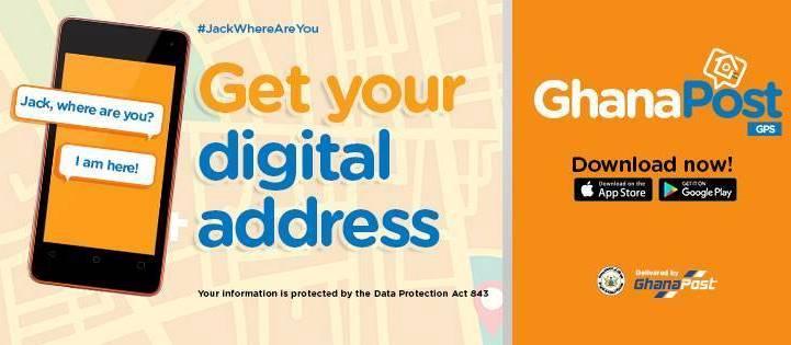 Digital Address With GhanaPostGPS