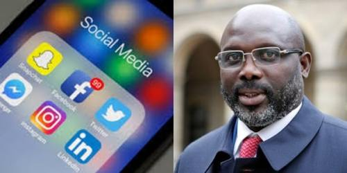Liberia Government Shut Down Social Media After Protest Against The President