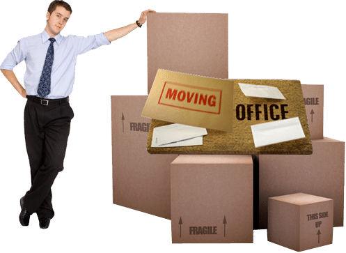 How much does it cost to move corporate offices?