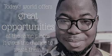 Shepherd Yaw Morttey: Happy Birthday To The Founder Of Mfidie.com As Tech Blog In Ghana