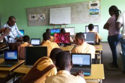 Improving ICT In Basic Schools
