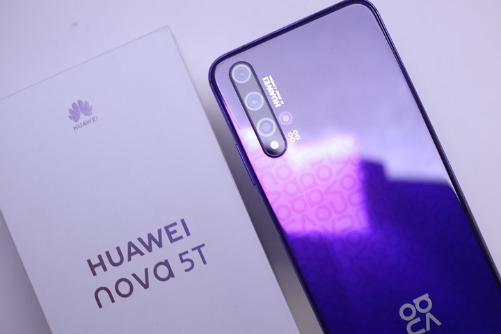 Price Of The Huawei Nova 5T In Ghana