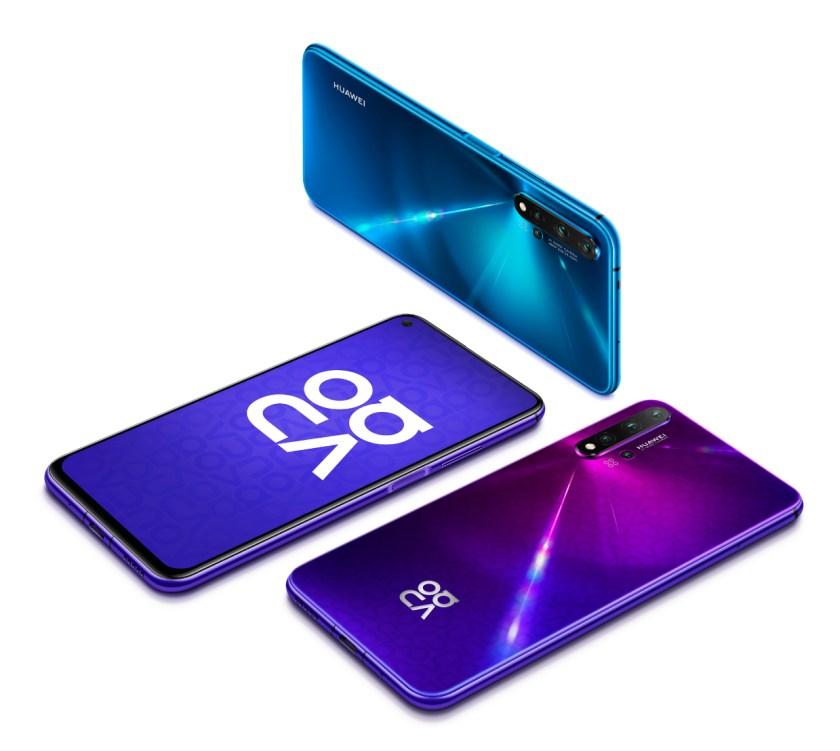 iHuawei Nova 5T,the next big thing from Huawei