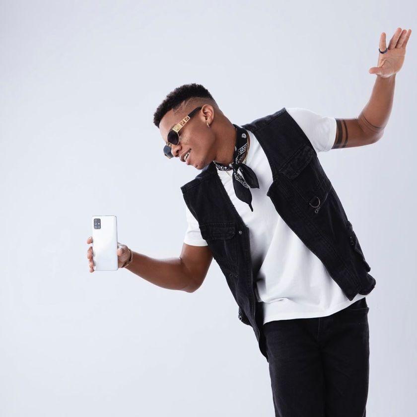 Samsung Ghana Appoints Kidi As Ghana's Newest Brand Ambassador