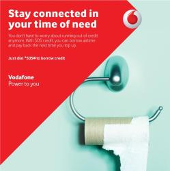 How To Borrow Airtime On Vodafone Ghana