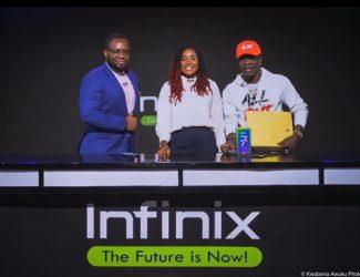 Infinix Ghana Extends Ambassadorial Deal With Shatta Wale