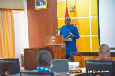 VP Bawumia Launches MASLOC's Digital System
