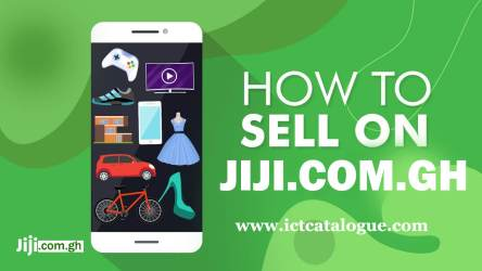How To Register, Sell, Advertise, Download App & Make Money On Jiji.com.gh [2020 Guide]
