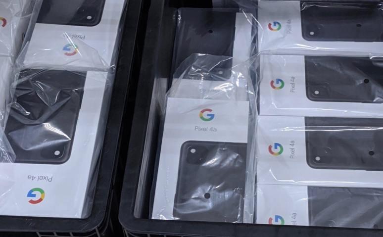 Google Pixel 4a Nears