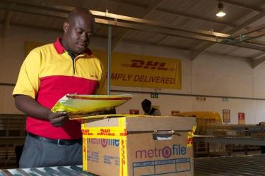 How To Use DHL To Send And Receive Parcels In Ghana