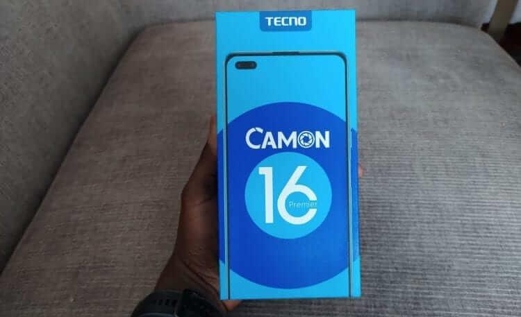 Tecno Camon 16 Price In Ghana