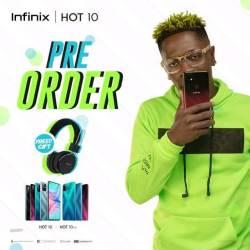 Infinix Hot 10 Shatta Wale