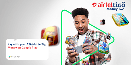 How To Buy Apps on Google Play Store Using AirtelTigo Money