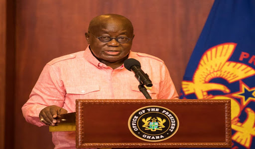 President Akufo-Addo's 22nd Address To The Nation