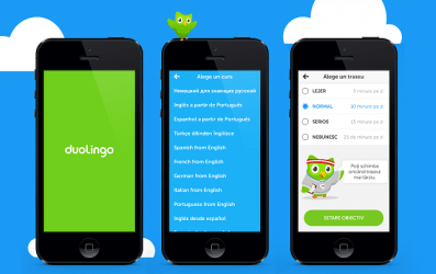 Apps For Mobile Language Learning