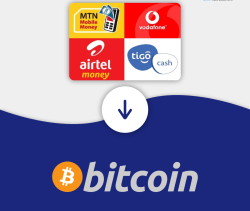 How To Withdraw Bitcoin Through Mobile Money In Ghana