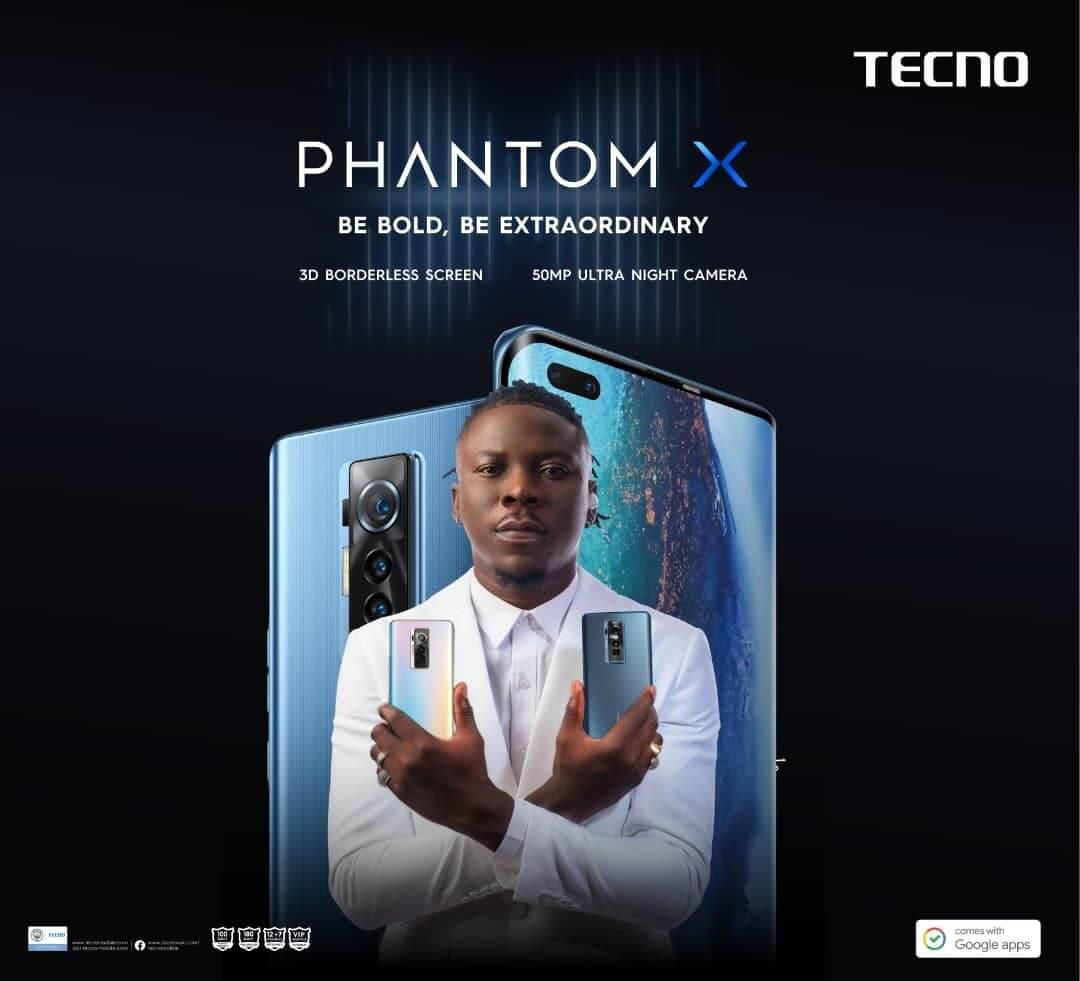 pre-order TECNO Phantom X in Ghana