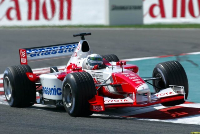 Toyota Formula 1