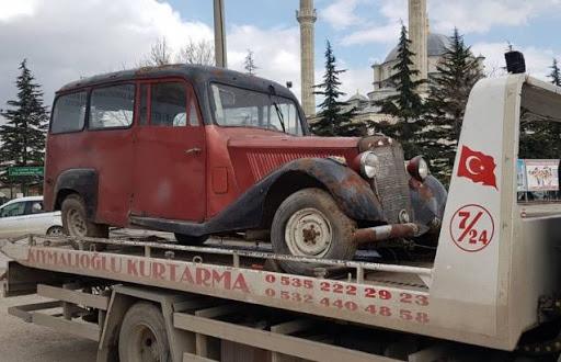 eski ambulans içten yanmalı oto blog (7)