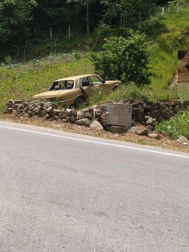 İlyas Salman'ın Sarı kızı: Anıt mezar Mercedes W116