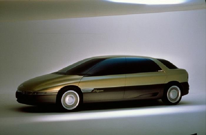 Renault Megane 1988 conceot