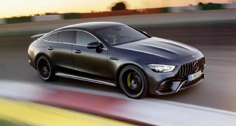 Mercedes hibrit otomobillere veda ediyor.