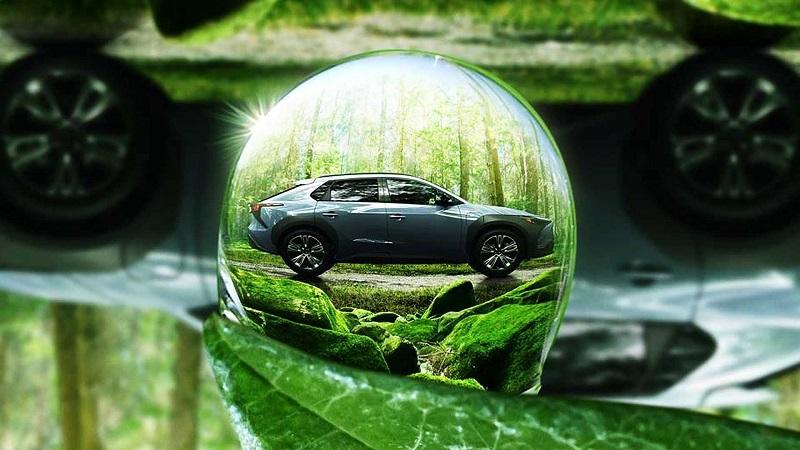 Yeni Subaru SOLTERRA tanıtıldı
