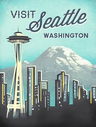 Visit Seattle, Washington, USA