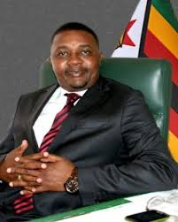 Hon. Dr. Walter Mzembi, Ph.D.,Zimbabwe's Minister of Tourism and Hospitality